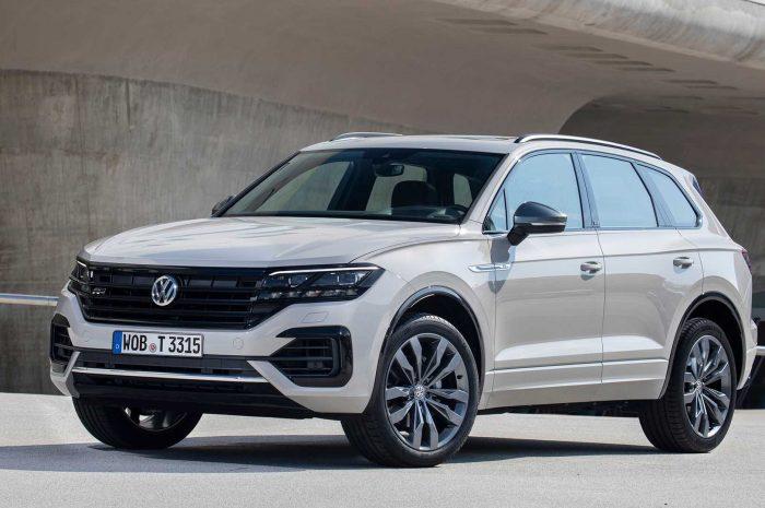 Volkswagen Touareg SUV 2020