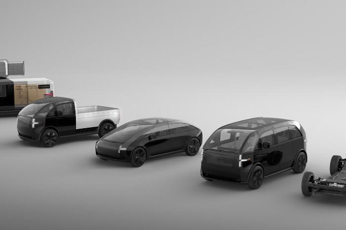 Hyundai se une a Canoo Startup para crear una nueva plataforma eléctrica