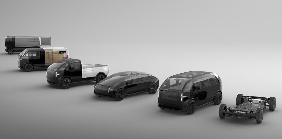 Hyundai se une a Canoo para realizar vehículos eléctricos