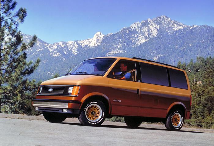Chevrolet Astro Van classic