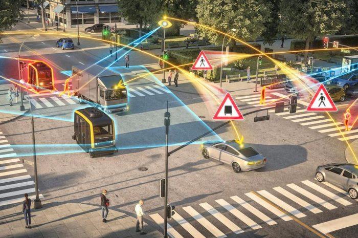 Continental muestra su red conectada en el CES 2020