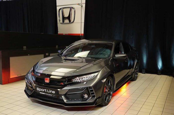 El Honda Civic Type R 2020 obtiene una variante sin alerón más sutil