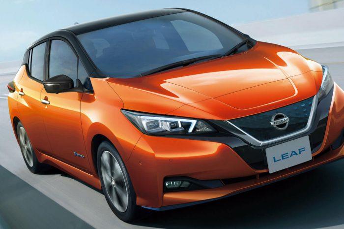 El Nissan Leaf 2020 con un precio desde $32,525USD, obtiene un nuevo sonido