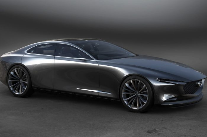 Foto concepto del Mazda 6 2022