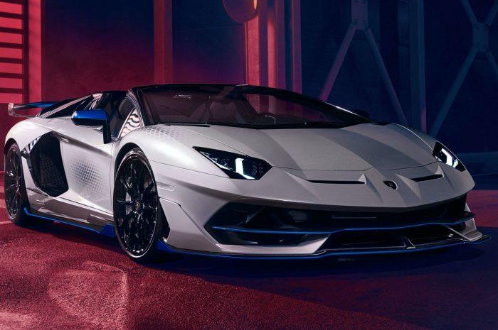 Lamborghini Aventador SVJ Xago tiene un aspecto personalizado inspirado en las nubes de Saturno