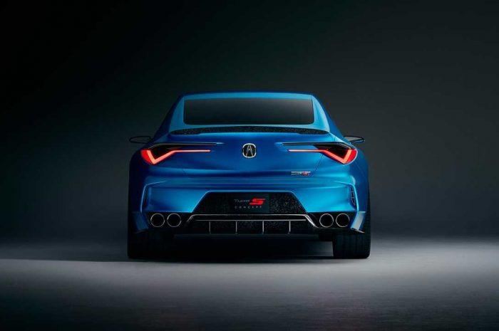 Este es el nuevo Turbo V-6 del Acura TLX Type S 2021