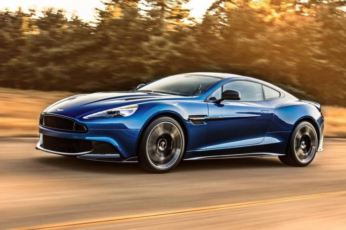 El próximo Vanquish de Aston Martin será un superdeportivo de motor central de 700 HP