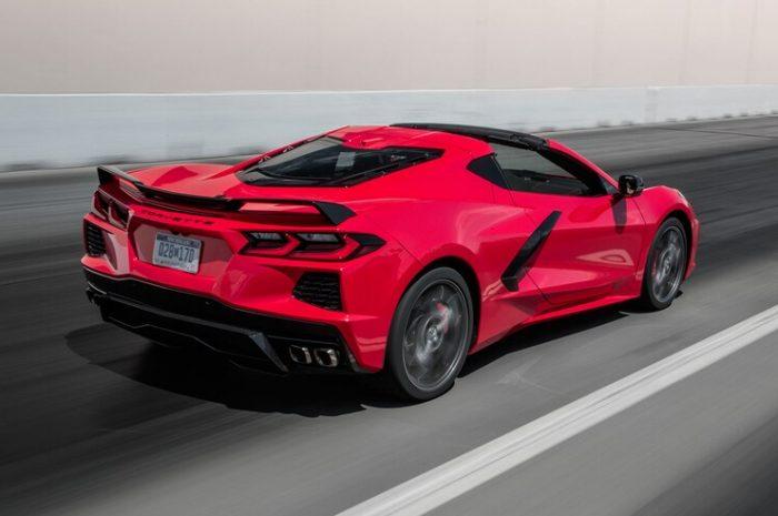 Se filtraron detalles del tren motriz de los modelos de alto rendimiento Corvette C8