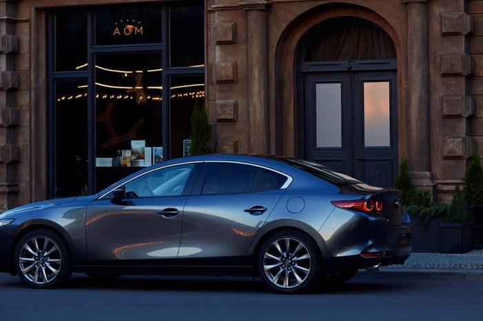 Mazda Sedan 2021
