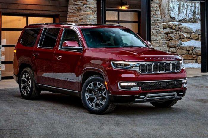 Jeep Grand Wagoneer 2021, producción de Grand Cherokee